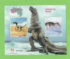 Dinosaurs Guinean Stamps
