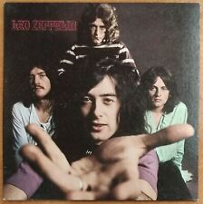 Led Zeppelin 1969 Hard Cover Book The Visual Thing