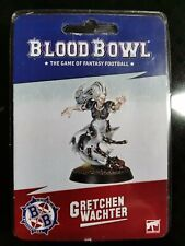 Blood Bowl Gretchen Wachter Undead Star Player 2021 Forge World Sealed New