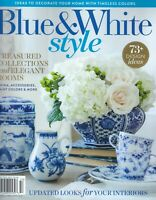 Blue & White Style 2020