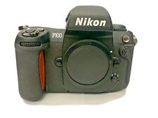 Mint Condition - Nikon F100 35mm Slr Film With 35-70mm Lens And Case