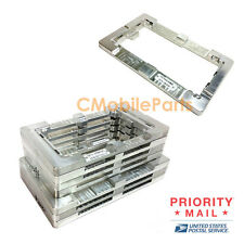 7in1 Refurbishment LCD Hold Alignment Aluminum Mold Mould for Samsung Galaxy S