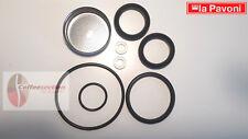 La Pavoni set, Replacement Gasket Kit - Europiccola, Professional, Millennium