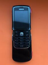 Nokia 8600 Luna - Black (Unlocked) Mobile Phone