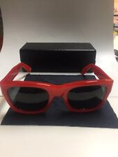 Vintage The Hundreds Phoenix Red Rare Color Sunglasses