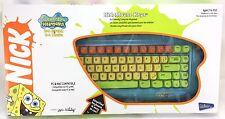 Nickelodeon SpongeBob Squarepants Kids Computer Keyboard PC/MAC USB / PS/2