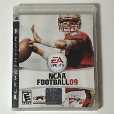 NCAA Football 2009 Ps3 Great Condition