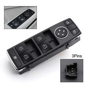 A2049055302 Power Master Window Switch For Mercedes Benz C300 C350 E350 GLK350