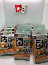Panini Donruss Optic 2020 NFL Football Trading Cards Hanger Box
