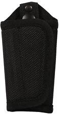 Black Enhanced Molded Silent Key Holder Pouch