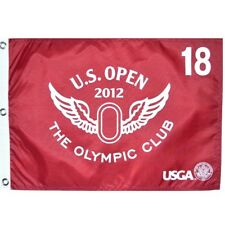 2012 US Open OFFICIAL (The Olympic Club) SCREEN PRINT Flag