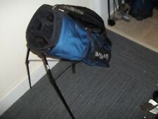 Ping Hoofer Bag Stand Golf Bag - Used. Black and Blue. Good Condition