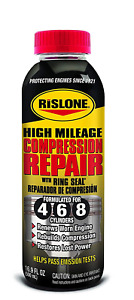 Rislone Compression Repair Fluid With Ring Seal