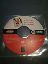 The Complete Interactive Cookbook CD - Rom PC windows 95/98 3.1