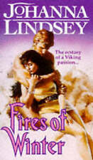 Fires Of Winter by Lindsey, Johanna (Paperback book, 1995)