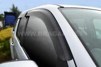 Per 2008 - 2017 Audi q5 Fumo Colorato Finestrino Deflettori Pioggia Aria -