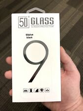 5D Full Cover Screen Protector Tempered Glass For Samsung Galaxy S8 + Plus