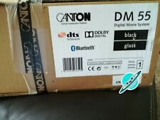 CANTON DM55 SOUNDBASE   BRAND NEW ( FACTORY SEALED)