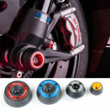 ARHO106 LIGHTECH WHEEL SLIDERS PROTEZIONI PERNO RUOTA HONDA XADV X-ADV 750 2017>