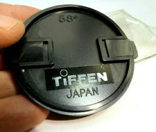 Tiffen 58mm  Front lens cap  snap on type  made in Japan vintage