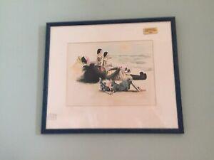 Florence Upton Print