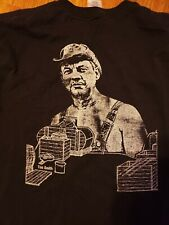 Tim Smith's Climax Moonshiners Mens black T-shirt Size medium popular
