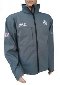 MG Soft Shell Jacket (personalised with your model and registration!)