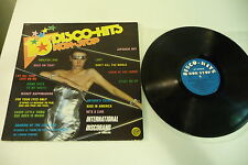 DISCO HITS SEXY COVER CHEESECAKE LP START ME UP/ HE'S A LIAR /KIDS IN AMERICA...