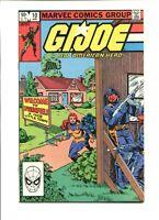 G.I. Joe A Real American Hero # 10 NM- Cond. FREE SHIPPING!