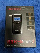 Eek-Brand AD-8000 Digital Alcohol Breath Tester Breathalyzer (F)