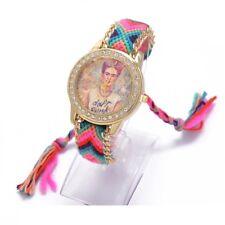 Frida khalo Mexican Quartz  jewelry watches womens wrist Geneva Fashion bracelet