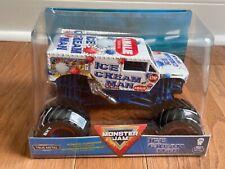 SPIN MASTER MONSTER JAM AMALIE MOTOR OIL ICE CREAM MAN TRUCK 1:24 Scale