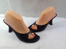 Donald J Pliner High Heel Slides Sandals Womens Size 8 M