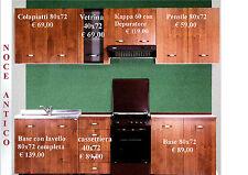 Cucina LZ basi e pensili elevata praticita' clicca scegli  componi il tuo spazio