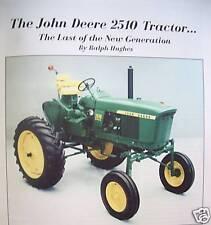 John Deere Model 2510 New Generation Tractor - February 1995 Green magazine