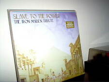 """IRON MAIDEN -2LP """"The Iron Maiden tribute-Slave to the power"""" 2003 GERMANY Ss-"""