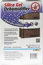 Silica Gel 450 Gram Hydrosorbent Desiccant Pack New