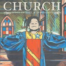 Church - Songs of Soul and Inspiration  - BRAND NEW CD