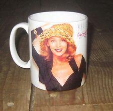 Kylie Minogue Enjoy Yourself Advertising MUG