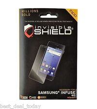 OEM Zagg Invisible Shield Screen Protector For Samsung Infuse 4G SGH-I997