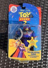 Toy Story 2, Ion Blaster ZURG, w/ firing blaster, Disney / Pixar 1999