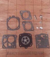 OEM Tillotson Complete Carburetor Rebuild Repair Husqvarna 288XP 385XP 2100 2101