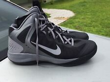 Nike Zoom Hyperenforcer Flywire+Hyperfuse basketball Shoes Mens Sz 18