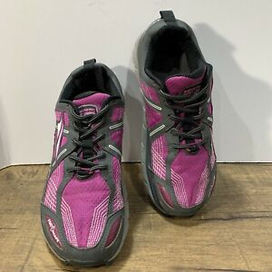 ALTRA Lone Peak 3.5 Trail Running Shoes Zero Drop Gaiter Trap Women's Size 8.5