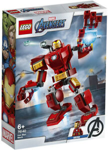 LEGO Marvel Super Heroes 76140 - Iron Man Mech