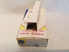 Box of 8 General Electric 86 Ge86 Sub Miniature Lamps Light Bulbs