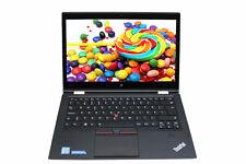 Lenovo ThinkPad x1 yoga 1. gen. i5-6300u 2,4ghz 8gb 180gb SSD Touch FHD carbon: