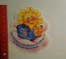 Aufkleber/Sticker: Neckermann Reisen für die kostbarsten Wochen (051016157)