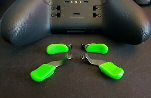 EPEX Ultimate (Green) - SERIES 2 Paddle Extensions for Xbox One Elite Controller