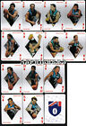 1998 Port Adelaide POWER Football Club SET of 13 AFL Footy Stars Playing Cards 1